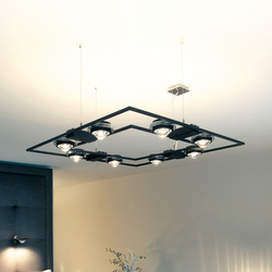 Ocular 710 dull black | General lighting | Licht im Raum