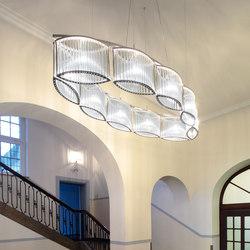 Stilio oval 10 | Éclairage général | Licht im Raum