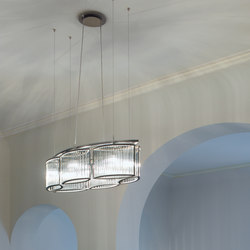 Stilio oval 6 | General lighting | Licht im Raum