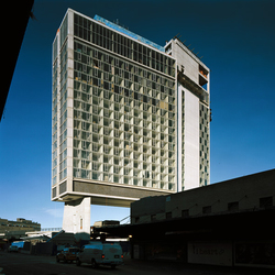 The Standard Hotel - New York City | Ejemplos de fachadas | Rieder