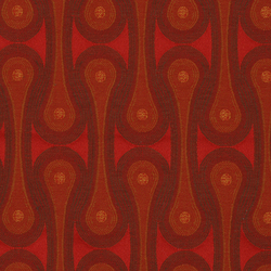 Design 9297 005 Scarlet | Fabrics | Maharam