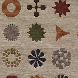Dingbats 001 Taupe | Fabrics | Maharam