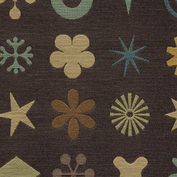 Dingbats 004 Earth | Fabrics | Maharam