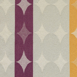 Ellipse 004 Poppy | Curtain fabrics | Maharam