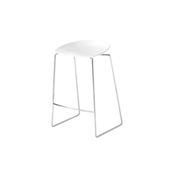 Flan stool | Taburetes de bar | Desalto