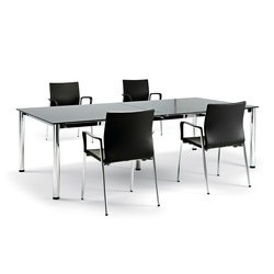 Cool E100 | Meeting room tables | actiu