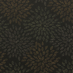 Floret 009 Midnight | Fabrics | Maharam