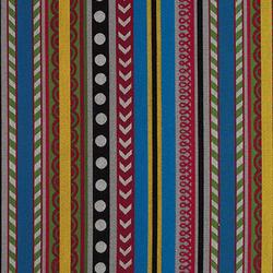 Folklore 001 Cerulean | Upholstery fabrics | Maharam