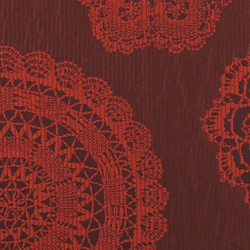 Intricate 002 Crimson | Tissus | Maharam