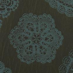 Intricate 004 Teal | Upholstery fabrics | Maharam