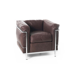LC2 Sessel | Armchairs | Cassina