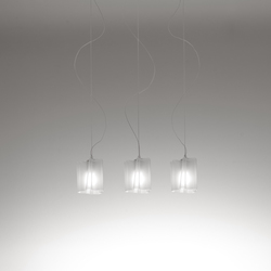 Logico nano Luminaires Suspension | General lighting | Artemide