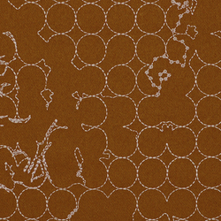Layers Vineyard Small 005 Ginger/Rose | Fabrics | Maharam