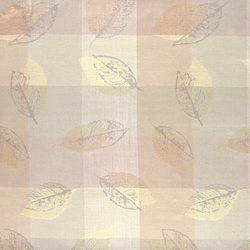 Leaflet Plaid 001 Ceylon | Tejidos decorativos | Maharam