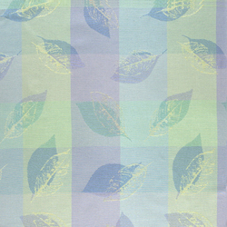 Leaflet Plaid 003 Hyacinth | Curtain fabrics | Maharam