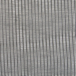 Linen Leno 003 Charcoal | Curtain fabrics | Maharam
