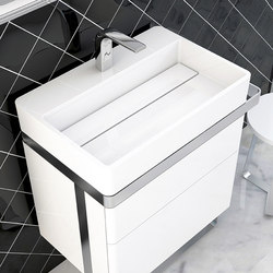 Structure Countertop MineralMarmo® Washbasin | Wash basins | Inbani