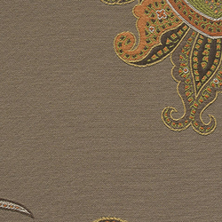 Massive Paisley 001 Ash | Upholstery fabrics | Maharam