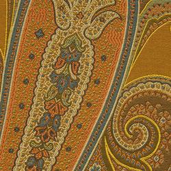 Massive Paisley 002 Gold | Upholstery fabrics | Maharam