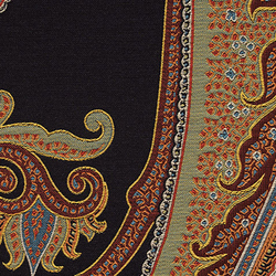 Massive Paisley 006 Night | Fabrics | Maharam
