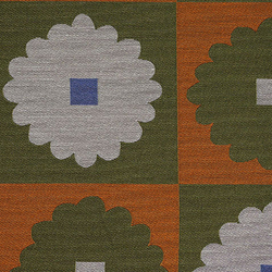 Mikado 002 Orange | Fabrics | Maharam