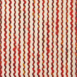 Ply Tweed Stripe Scarlet Frost 001 Unique | Fabrics | Maharam
