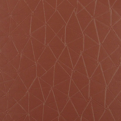 Prism 009 Chocolate | Wall coverings / wallpapers | Maharam