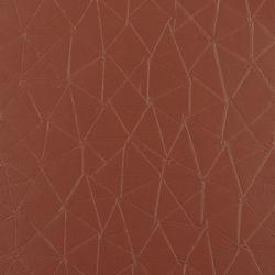 Prism 009 Chocolate | Wandbeläge / Tapeten | Maharam