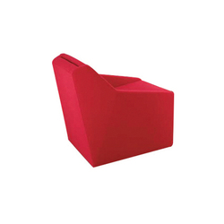 Fritz Chair | Sillones lounge | Dune
