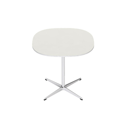 Table Series | Model A602 | Tables de bistrot | Fritz Hansen