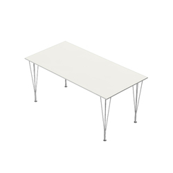 Model B638 | Canteen tables | Fritz Hansen