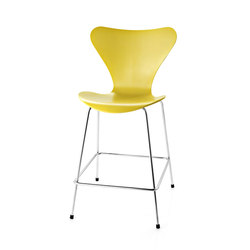 Series 7™ Model 3187 | Taburetes de bar | Fritz Hansen