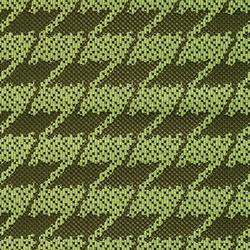 Repeat Classic Houndstooth 002 Moss | Fabrics | Maharam