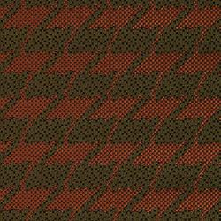 Repeat Classic Houndstooth 005 Carob | Fabrics | Maharam