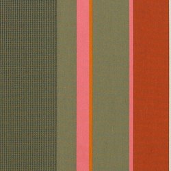 Repeat Classic Stripe 003 Poppy | Fabrics | Maharam