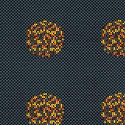 Repeat Dot Pixel 004 Slate | Fabrics | Maharam