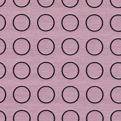 Repeat Dot Ring 004 Pink | Fabrics | Maharam