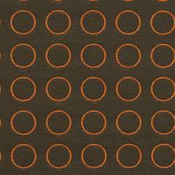 Repeat Dot Ring 008 Sienna Reverse | Fabrics | Maharam