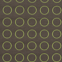 Repeat Dot Ring 009 Apple Reverse | Fabrics | Maharam