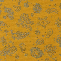 Sea Things 001 Goldenrod | Upholstery fabrics | Maharam