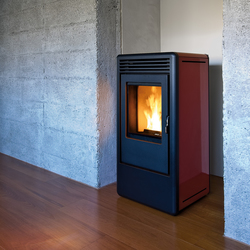 Kaika | Pellet | Pellet burning stoves | MCZ