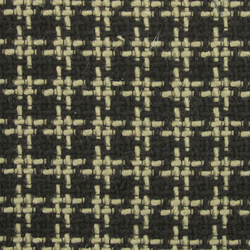 Shepherds Check 001 Black Taupe | Tessuti | Maharam