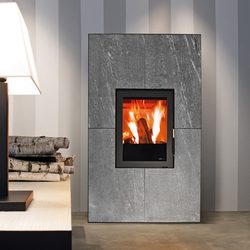 Square | Modulo Wood | Wood burning stoves | MCZ