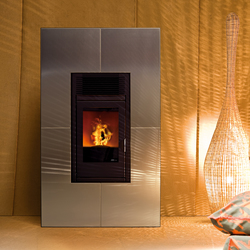 Reflex Inox | Modulo Pellet | Wood burning stoves | MCZ