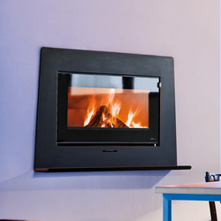 Line | Vivo 90 Wood | Wood fireplaces | MCZ