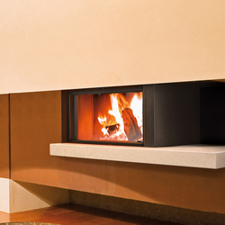 Modigliani | Forma 95 Wood | Wood fireplaces | MCZ