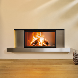 Guttuso | Forma 95 Wood | Wood fireplaces | MCZ