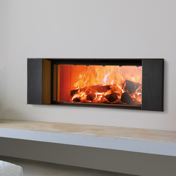 Klee | Forma 115 Wood | Wood fireplaces | MCZ