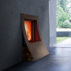 Goya | Forma 65 Wood | Wood fireplaces | MCZ