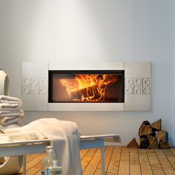 Van Gogh | Forma 115 Wood | Wood fireplaces | MCZ